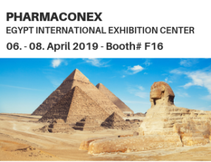 Pharmaconex Cairo 2019