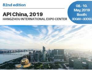 MEGGLE at API China 2019 - Visit us!