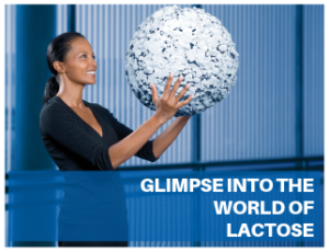 Glimpse into the world of lactose