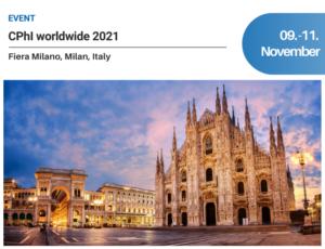 CPhI 2021-Milano-Meggle