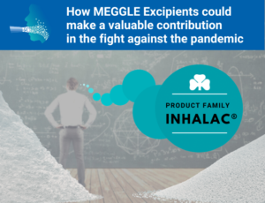How MEGGLE Excipients could help in the fight against the pandemic